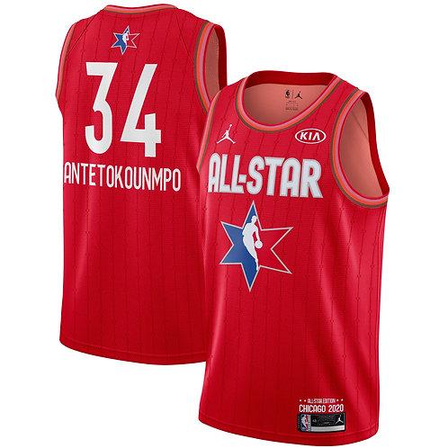 All-Star 2020 Team Giannis Forması