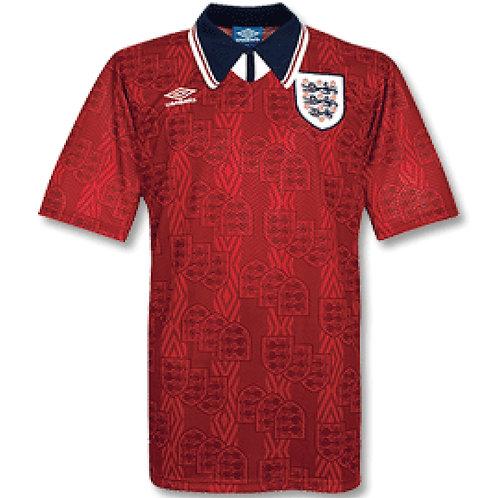 İngiltere 1994 Deplasman Forması