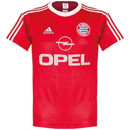 Bayern Münih 2001 Şampiyonlar Ligi Forması