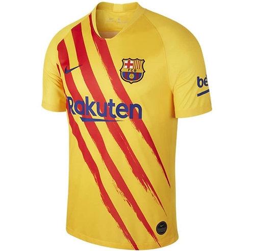 Barcelona 19/20 4. Alternatif Forması