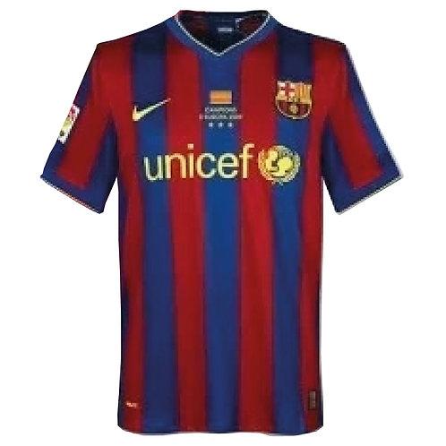 "Barcelona 2009 ""Campions D'Europa"" Forması"