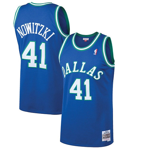 Dallas Mavericks x Dirk Nowitzki Forması