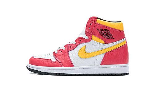 "Air Jordan 1 High OG ""Light Fusion Red"""