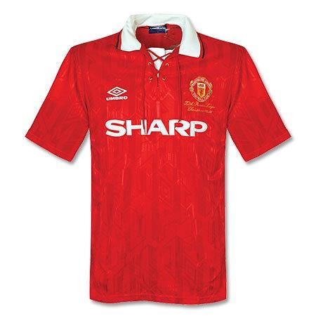 Manchester United 92/93 İç Saha Forması #7 CANTONA