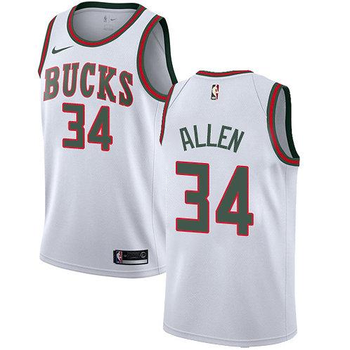 Milwaukee Bucks Beyaz Forması