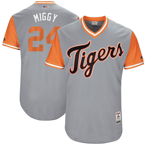 Detroit Tigers MLB Forması