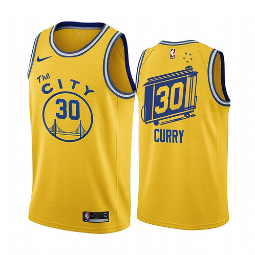 "Golden State Warriors ""The City"" Forması"