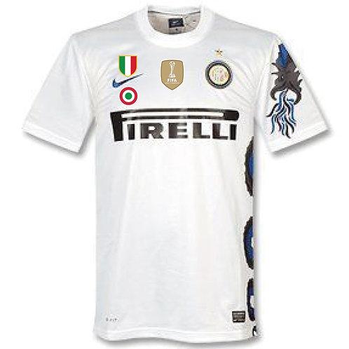 Inter 10/11 Deplasman Forması