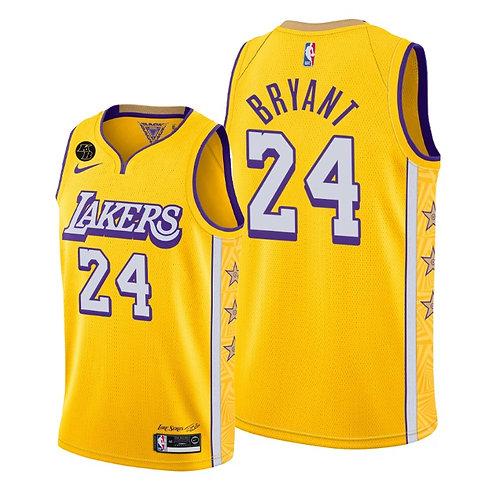 "Kobe Bryant x LA Lakers ""City"" Forması"