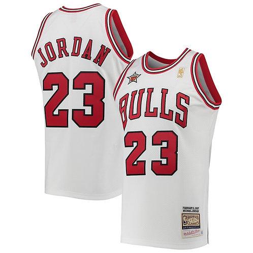Chicago Bulls x Michael Jordan 1997 All-Star Forması