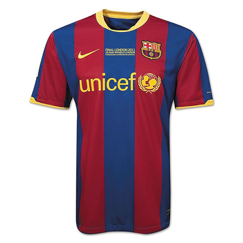 Barcelona 2011 Şampiyonlar Ligi Final Forması