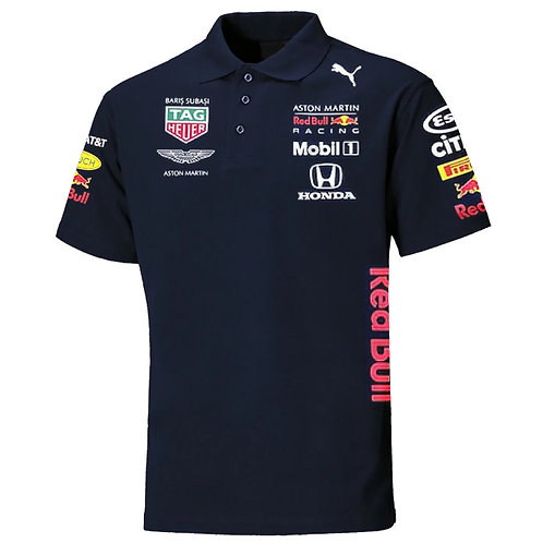 Aston Martin Red Bull Racing Team Polo Shirt
