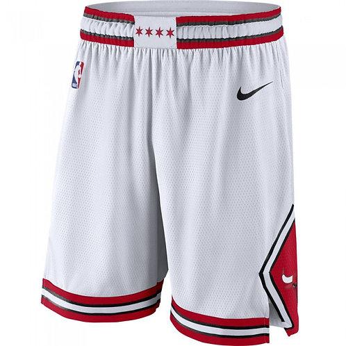 Chicago Bulls Beyaz Şort