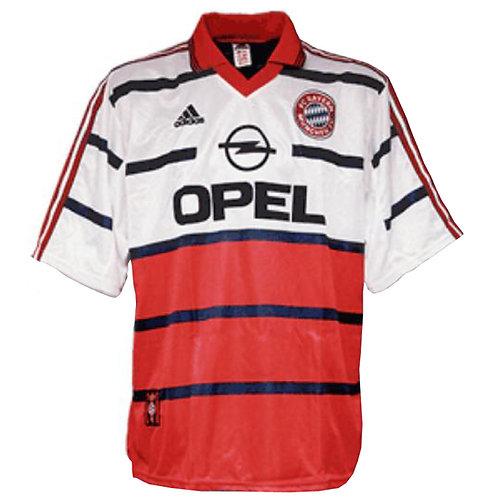 Bayern Münih 98/99 Deplasman Forması
