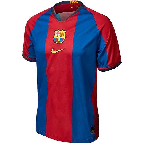 """Barcelona 99/00 """"Remake"""" El-Clasico Forması"""