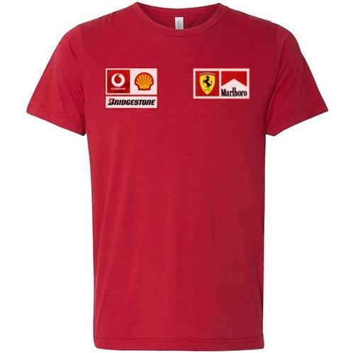 Ferrari F1 Retro Team Shirt