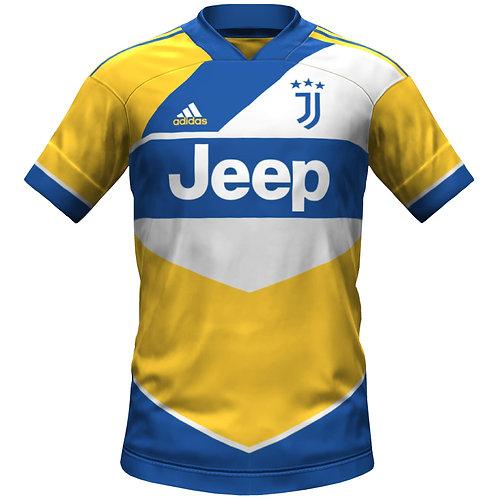 Juventus 21/22 Alternatif Forması