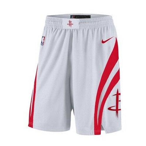 Houston Rockets Beyaz Şort