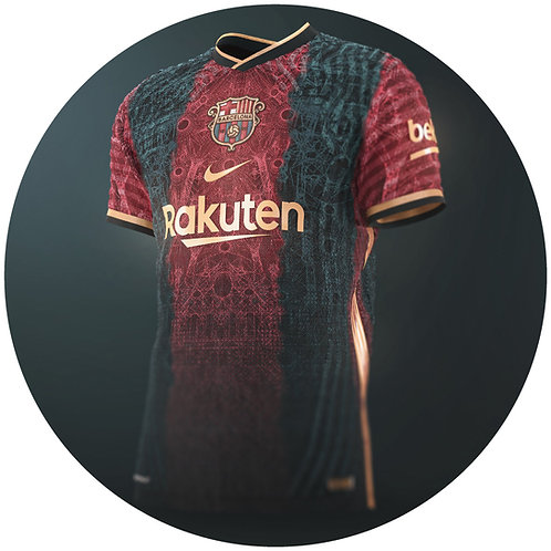 Barcelona 2021 Konsept Forması
