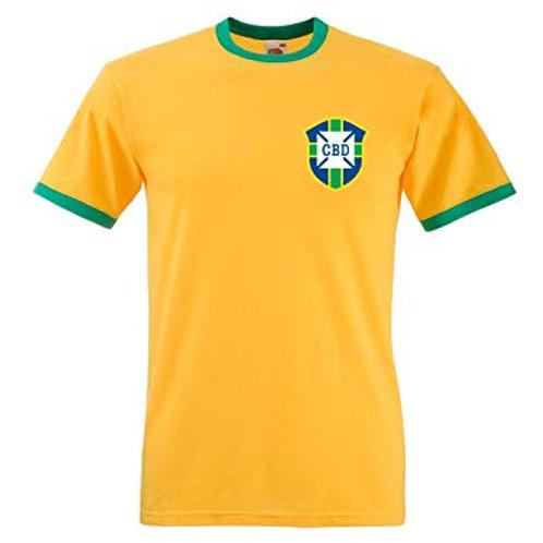 Brezilya 1970 İç Saha Forması