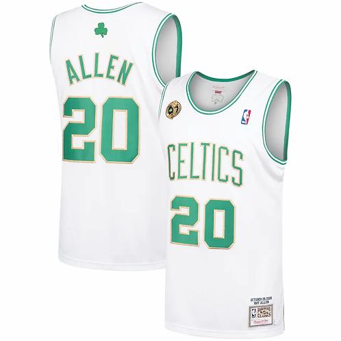 Boston Celtics x Ray Allen 2008 Şampiyonluk Forması