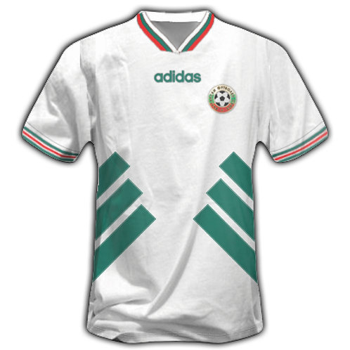 Bulgaristan 1994 Deplasman Forması