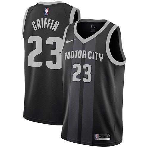 Detroit Pistons City Edition Forması