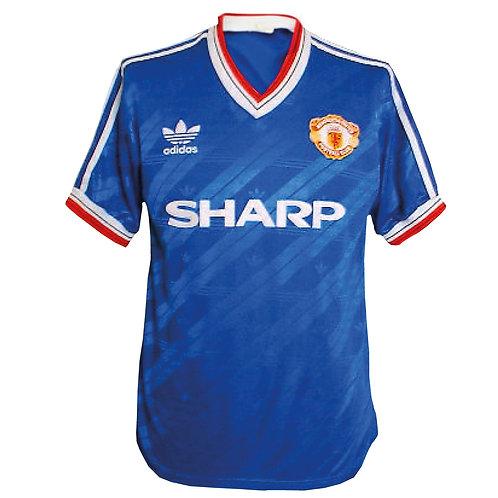 Manchester United 86/87 Alternatif Forması