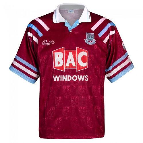 West Ham United 91/92 İç Saha Forması