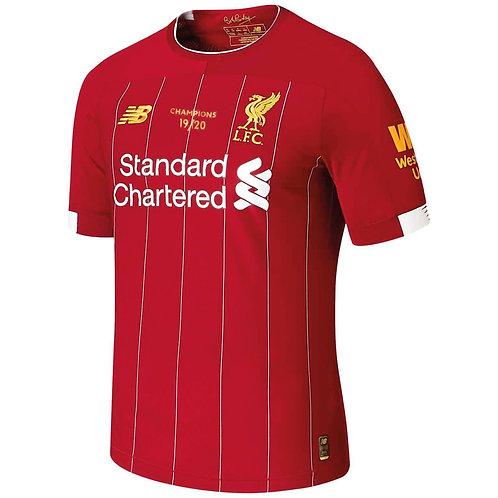 Liverpool 19/20 Şampiyonluk Forması