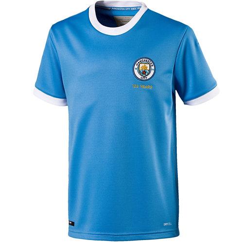 Manchester City 125. Yıl Özel Forması