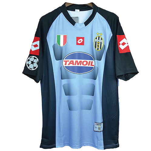 Juventus 02/03 Kaleci Forması (Mavi)