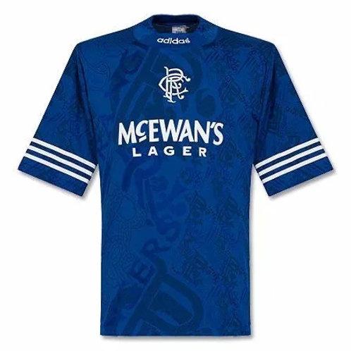Rangers 94/95 İç Saha Forması