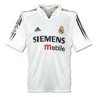 Real Madrid 04/05 İç Saha FormasI