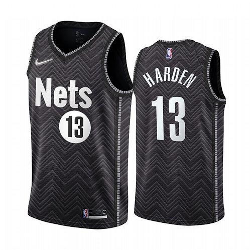 Brooklyn Nets 2021 Earned Edition Forması