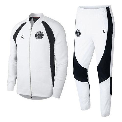 PSG x Air Jordan Beyaz Antrenman Seti