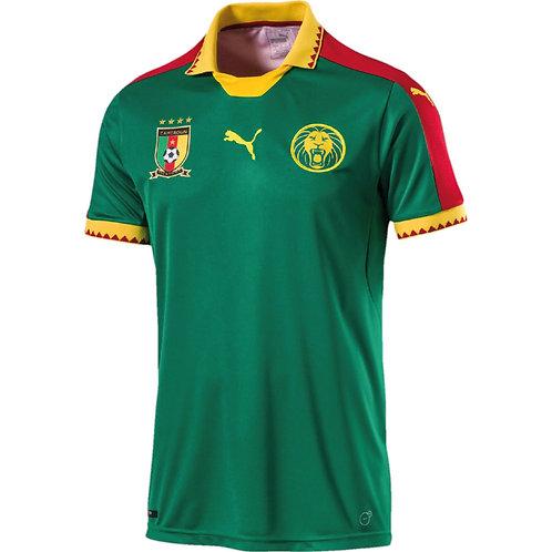 Kamerun 2016 İç Saha Forması