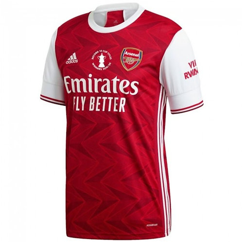 Arsenal 2020 FA Cup Final Forması #10 ÖZİL (Player Version)