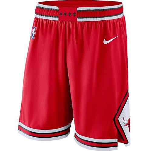 Chicago Bulls Kırmızı Şort