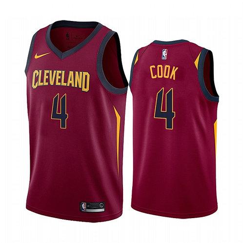 Cleveland Cavaliers Kırmızı Forması