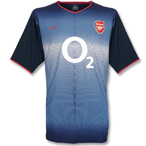 Arsenal 02/03 Deplasman Forması