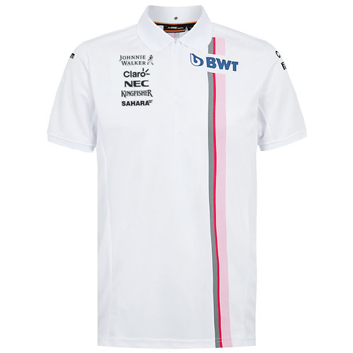 Force India Sahara BWT Polo Shirt