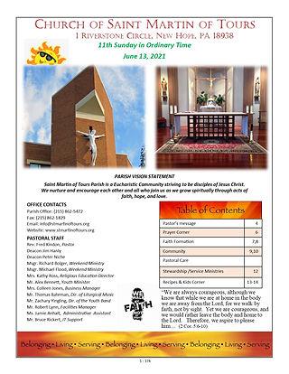 174 June 13 2021 Bulletin.jpg