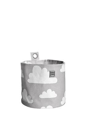 Farg & Form / סט 2 ארגוניות אחסון אפור עננים