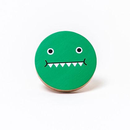 Noodoll / מתלה עץ דינו ירוק