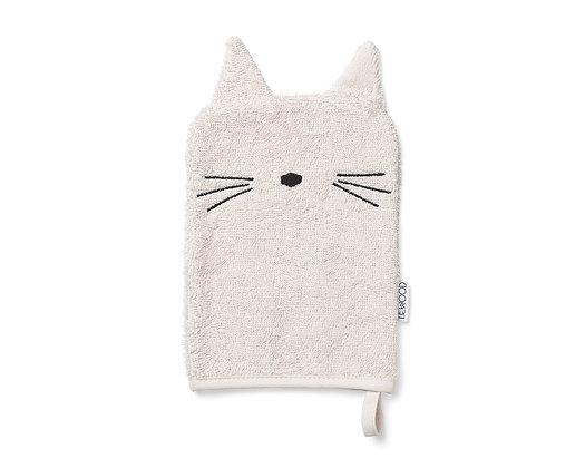 Liewood / כפפת רחצה חתול