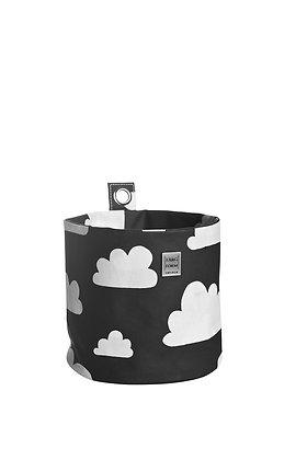 Farg & Form / סט 2 ארגוניות אחסון שחור עננים