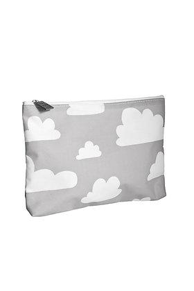 Farg & Form / נרתיק אפור עננים
