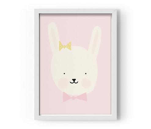 Eef Lillemor / פוסטר ״גברת ארנבת״