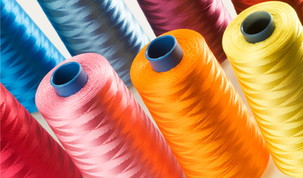 Colorful Sewing Thread